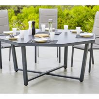 Table de jardin octogonale - catalogue 2019 - [RueDuCommerce ...