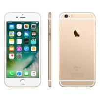 APPLE - iPhone 6S - 128 Go - MKQV2ZD/A - Or