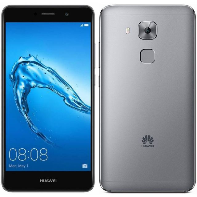 huawei nova plus 32 go gris titane pas cher achat vente smartphone android android. Black Bedroom Furniture Sets. Home Design Ideas