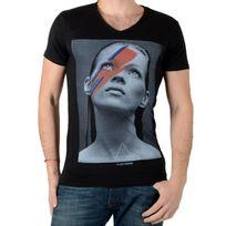 Eleven Paris - Tee Shirt Katos M Kate Moss Noir
