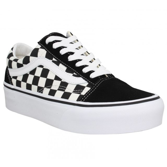 old school vans fille 40