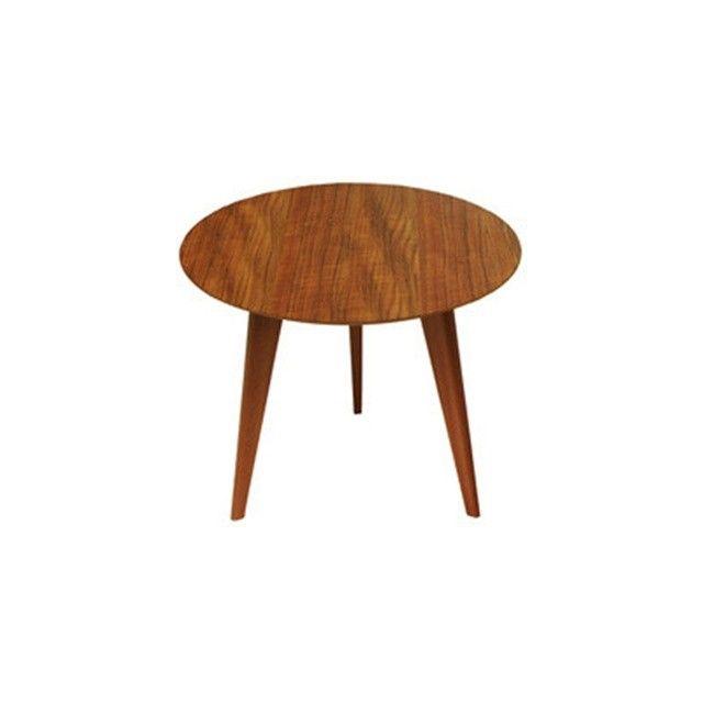 Sentou table basse ronde teck design lalinde d 55 pas cher achat vente tables basses - Sentou table basse ...