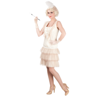 Boland - Deguisement Charleston lady - Taille : S - 36/38