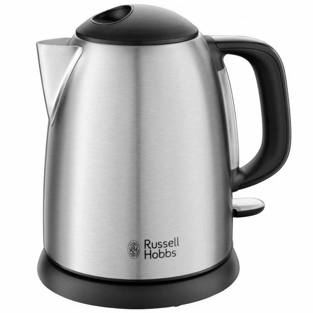 Russell Hobbs Bouilloire Adventure - 24991-70 - Acier inox brossé