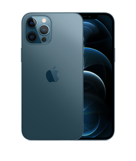 iPhone 12 Pro Max - 128 Go - Bleu pacifique