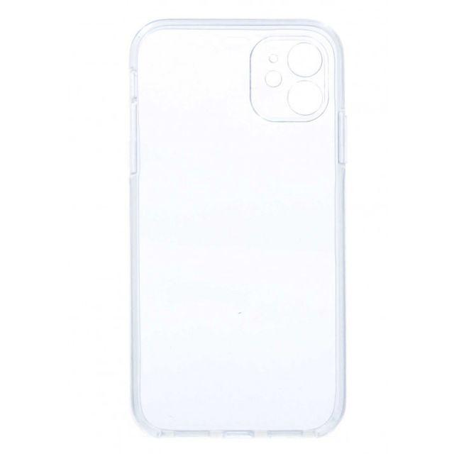 Coque pour Iphone 11 360° intégrale transparente