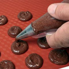 Chevalier Diffusion Set à Macarons - 1 Douille Et 6 Poches Jetables