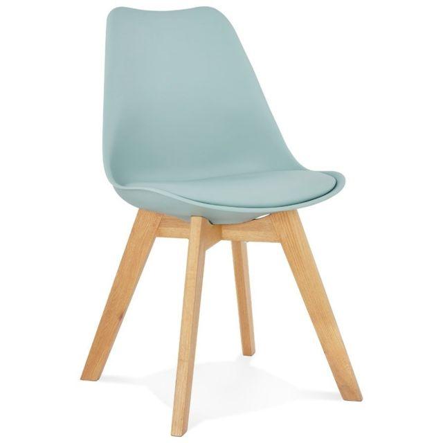 Chaise Moderne Pas Cher.Chaise Moderne Teki Bleue