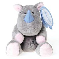 Tatty Teddy - G73W0156 - Peluche - Rhino - 12 Cm