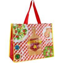 Sac Pour Course Shopping Cabas Collection Ludique Pique Nique Campagne