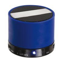 Clip Sonic Technology - Haut-parleur compatible Bluetooth® bleu Tes175B