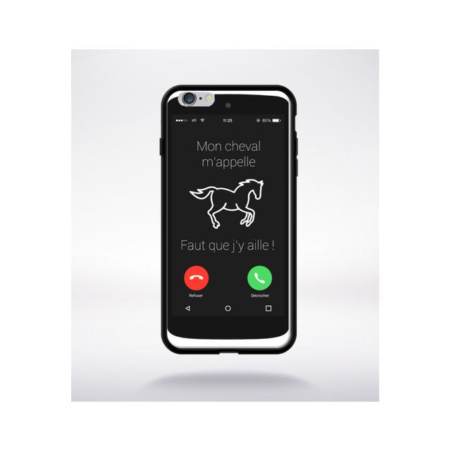 Apple Coque telephone cheval sans telephone compatible