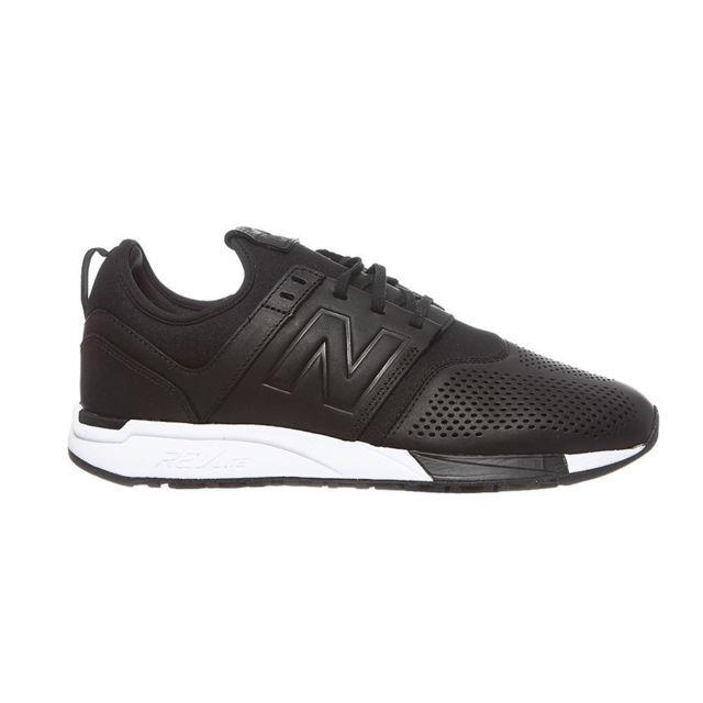 30166e8b9a3e New Balance - 247 Noir - 49 - pas cher Achat / Vente Baskets homme -  RueDuCommerce