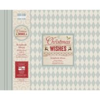 First Edition Paper - Album Scrapbooking 20 pages 30,5cm Christmas