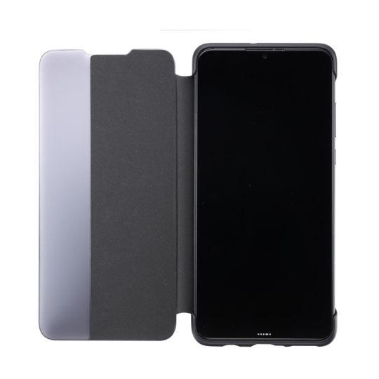 Etui folio de protection pour Huawei P30 Lite - HUAP30LFLIPBK - Noir