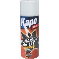 - Aérosol foudroyant punaises de lit 400ml