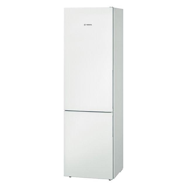 Bosch réfrigérateur combiné 60cm 344l a++ brassé blanc - kgv39vw31s