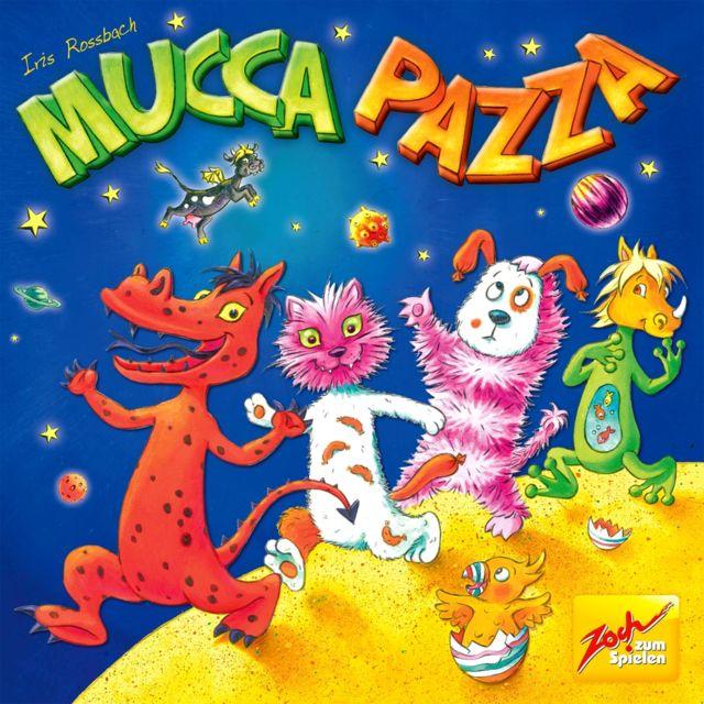 Zoch Jeux de société - Mucca Pazza