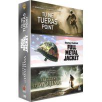 WARNER BROS - Tu ne tueras point + Lettres d'Iwo Jima + Full Metal Jacket