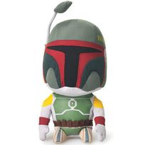 Comic Images - Peluche - Star Wars peluche Super-Deformed Boba Fett 18 cm