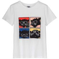 Karl Lagerfeld - T-shirt blanc