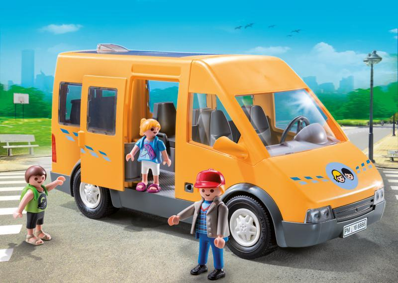 Bus scolaire - 6866