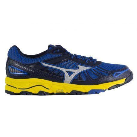 best service b0cd2 8959c Mizuno - Chaussures Wave Mujin 3 - homme
