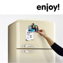 Manta design - Magnet photo personnalisé