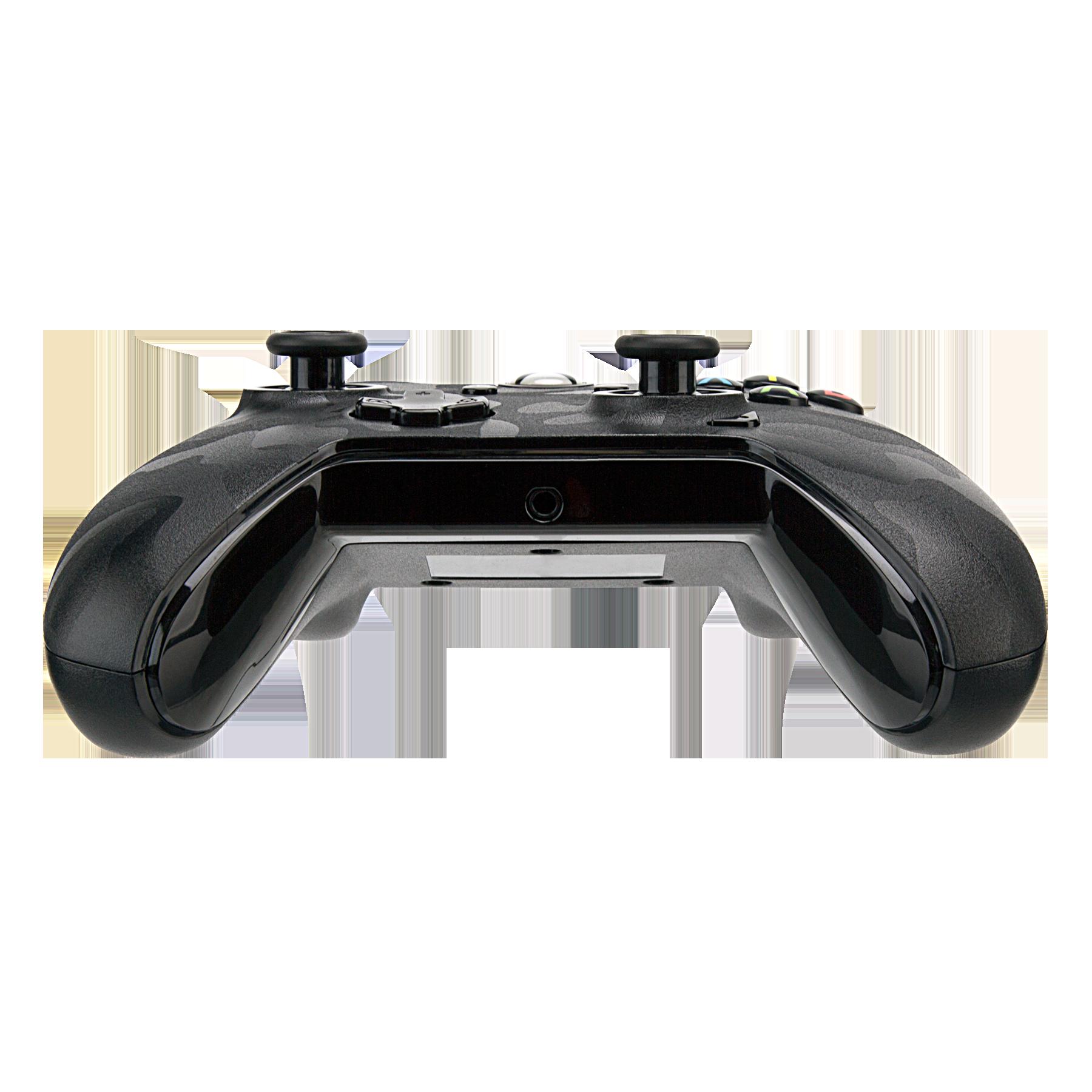 Manette filaire Xbox One Noire Camo