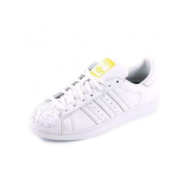 pretty nice aafac 41140 Adidas originals - Chaussures Superstar Pharrell Williams Blanc Homme Adidas