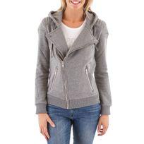 Seven Tees - Pull/Sweatshirt Lady 2 athra grey