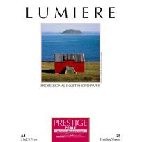 LUMIERE - Papier photo Prestige Perlé - A4