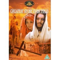 20th Century Fox - Greatest Story Ever Told The IMPORT Dvd - Edition simple