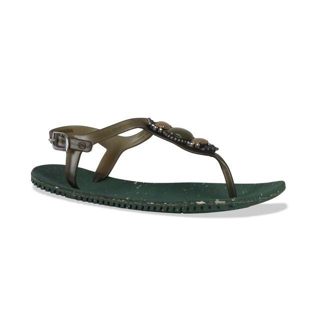 Amazonas Sandales femme Fun Luxury Uno Eco Juta kaki