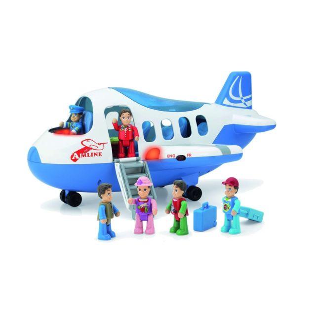 Imagin Mon premier avion - Jeu bilingue - Sons et lumières
