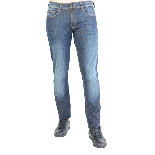 kaporal 5 jean kaporal homme ezzy full bleu pas cher achat vente jeans homme rueducommerce. Black Bedroom Furniture Sets. Home Design Ideas