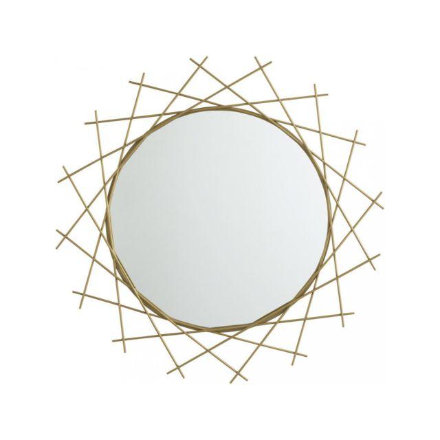 Bobochic Miroir rond Killarney