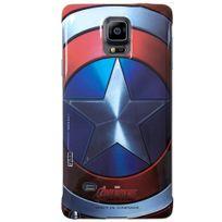 Marvel Comics - Coque Marvel The Avengers Captain America pour Samsung Galaxy Note 4