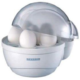 SEVERIN cuiseur à oeufs 400w blanc - ek3050