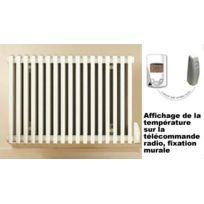 Lvi - Radiateur caloporteur électrique - Epok H 500W