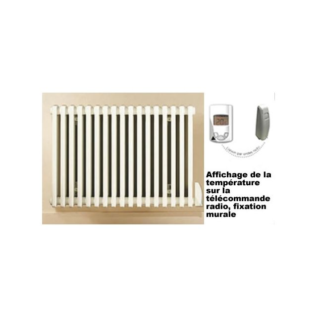 lvi radiateur electrique lvi yali ramo plinthe 1000w inertie fluide haut300 3713102 wixoo. Black Bedroom Furniture Sets. Home Design Ideas