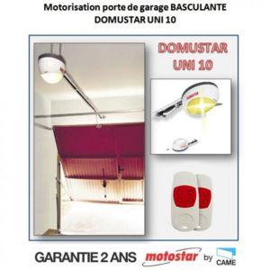 MOTOSTAR Motorisation Porte De Garage Basculante Domustar Uni - Motorisation porte de garage basculante