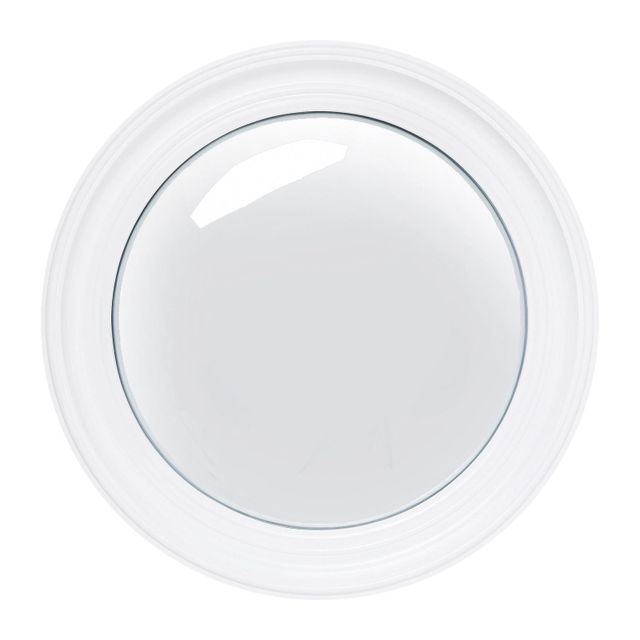 Karedesign Miroir Convex blanc 51cm Kare Design