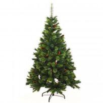 Feerie Christmas - Sapin de Noël artificiel Royal Majestic - H. 210 cm - Vert