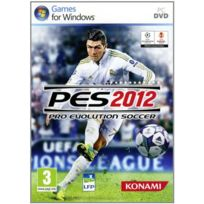 Konami - Pes 2012 : Pro Evolution Soccer - Jeu Pc