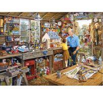 Gibsons - Puzzle 1000 pièces - L'atelier de grand-père