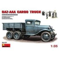 Miniart - 1:35 - Gaz-aaa Cargo Truck - Min35127
