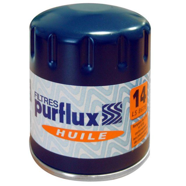 purflux filtre huile n 14 ls867b pas cher achat vente filtres et radiateurs huile. Black Bedroom Furniture Sets. Home Design Ideas