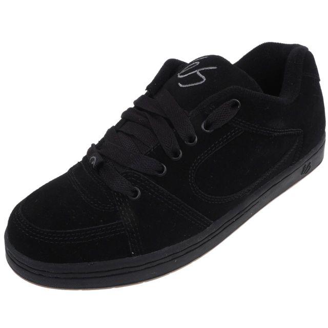 sold worldwide discount sale fashion style Es Shoes - Chaussures skateboard Accel og black Noir 11549 ...