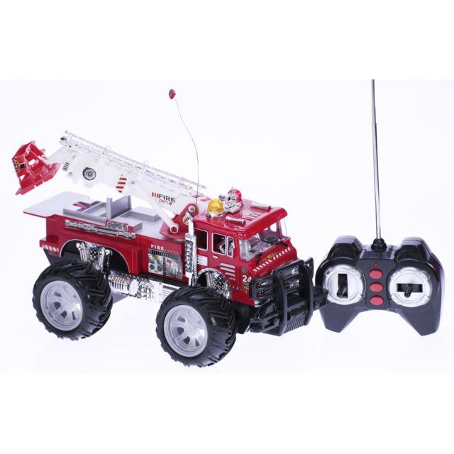 Imagin Véhicule de pompier télécommandé